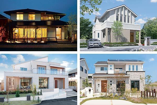 住宅メーカー 比較